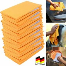 8/ 40 x Auto Pflegetücher KFZ Microfasertuch Mikrofaser Reinigungtuch Handtücher