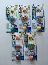 SET OF 5 BEYBLADE BURST (SET 2)