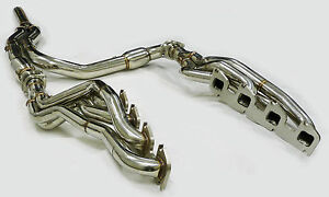 OBX Exhaust Long Tube Header  for 2011-2014 Ford F-150 Raptor 6.2L