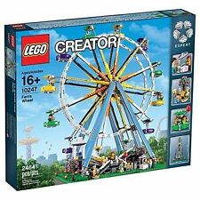 LEGO Creator Expert 10247 Ferris Wheel Building Kit New Sealed (2464 PCS)