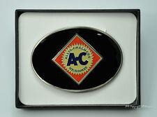 * Allis Chalmers AGCO Gürtelschnalle Tractor Emblem Radlader Logo Buckle *606