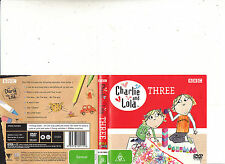 Charlie And Lola-Three-[BBC Series 1:6 Episodes]-Animated CAL-DVD