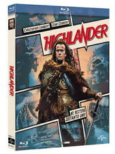 Blu-ray *** HIGHLANDER L'ULTIMO IMMORTALE Limited Reel Heroes *** Fuori Catalogo