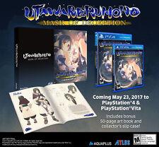 Utawarerumono: Mask of Deception Launch Edition [PlayStation Vita PSV Art Book]