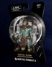 "Mortal Kombat X Series 2 KOTAL KAHN 6"" Action Figure Mezco In Stock"