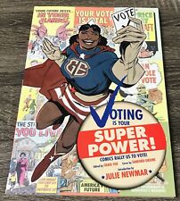 CLOVER PRESS : VOTING IS YOUR SUPER POWER! : YOE BOOKS : BRAND NEW CONDITION
