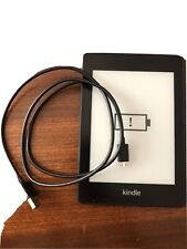Kindle Paperwhite  8GB eBook Reader con Wi-Fi - Nero