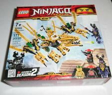 LEGO Ninjago Legacy The Golden Dragon 70666 171 Piece Building Kit Set Toy NIB