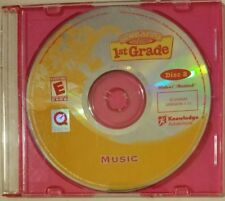 Disc 2 Only Jump Start Advanced Toddlers .Cd- Ships in 24 hours