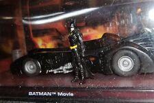 Eaglemoss Batman1989 Movie Batmobile DC Automobilia 1/43 Scale New- mis lable