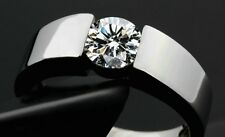 Promise Ring Cz Solitaire Engagement