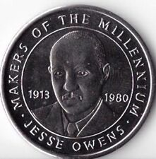 Jesse Owens Maker of Millenium coin