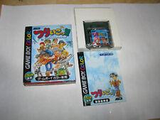 Tsuri Iko Let's Go Fishing Game Boy Color Japan import Complete in Box US Seller