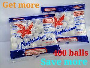 moth balls naphthalen pest control keep cloth fresh camphor 400 balls pack
