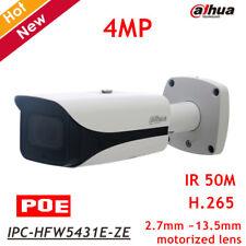 Dahua IPC-HFW5431E-Z 4MP WDR POE Bullet Camera H.265 Smart Detection IP67 IR50m