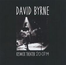 David Byrne - Keswick Theater 20-07-94 (2014)  CD  NEW/SEALED  SPEEDYPOST