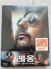 KimchiDVD Kimchi Leon der Profi 1/4 Slip Steelbook Blu-ray