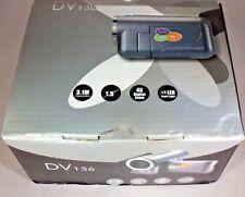 "Global New Beginnings DV-136 1.5"" 3.1 MP Digital Video Camera w/ 4X Zoom"