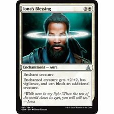 3x MTG Iona's Blessing NM - Oath of the Gatewatch