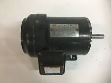Dayton 4LX02G Industrial Motor .75 HP, 56 HZ, 4 Pole