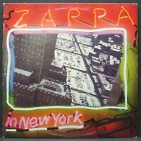 Frank Zappa In New York Discreet 2X LP 2D 2290 M-
