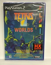 TETRIS WORLD - PLAYSTATION 2 - NUOVO