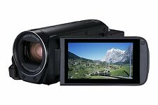 NEW Canon LEGRIA HF R806 Digital Camcorder 32x Zoom Black HD 1080p UK MODEL
