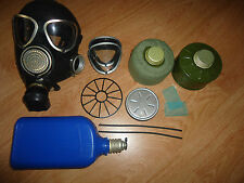 Russian Gas Mask PMK-1 (GP7-VM) full set  Army Size 2 include canteen large