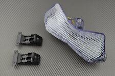 Feu arrière LED clair clignotant intégré tail light Kawasaki Z1000 2003 2004 05