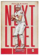 2016 Panini Classics The Next Level Insert #14 Philip Rivers Chargers
