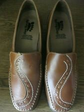 Women's SHOES by SPRING STEP Leather brown Size US 9-9,5/ EUR 40