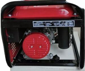 stromerzeuger 6500 KWgeneratore di correntegénérateur d'électricité