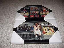 Washington Wizards John Wall Bradley Beal All Star Team Framed Jersey Piece