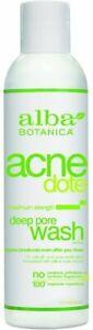 Deep Pore Wash by Alba Botanica, 6 oz
