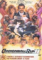 CANNONBALL RUN 2 (Burt Reynolds)  - DVD - UK Compatible -  sealed