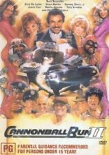 CANNONBALL RUN 2 (Burt Reynolds)  - DVD - UK Compatible -  sealed