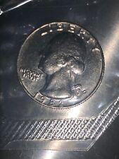1982-P  Washington BU Clad Quarter - only available in Souvenir Mint Set