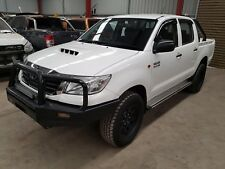 2014 Toyota Hilux turbo diesel 4x4 57km ideal export  repaired drives  no damage