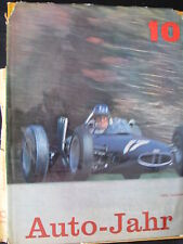 Edita Book Auto Jahr 1962 - 1963 #10 (Deutsch)