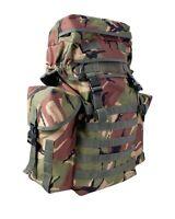 DPM Camo Bergen 38 ltr NI Patrol MOLLE Daysack Military Army Rucksack SAS