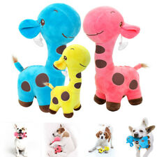 Aggressive Dog Chew Toys Soft Plush Stuffed Interactive Toys for Large Dogs Play