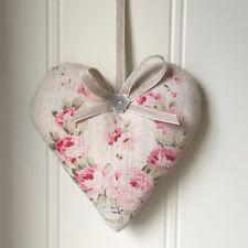 Peony & Sage Organic Lavender Heart  MATHILDE in Rose & Thyme   GIFT