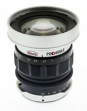 KOWA PROMINAR 8.5mm F2.8 Super Wide Lens Silver for Micro Four Thirds New