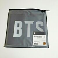 BTS Bangtan Boys Official Slogan Army Beyond The Scene Towel Authentic Product