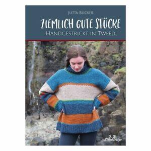 Jutta Bücker - Ziemlich Gute Stücke - Anleitungsbuch für West Yorkshire Spinners