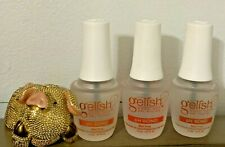 Harmony Gelish Brand New- pH Bond Dehydrator Nail Prep 15mL .5oz 3pcs On Sale