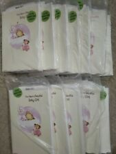 Wholesale Lots 10pcs Greeting Card Envelops Pack You Have a Beautiful Baby Gril