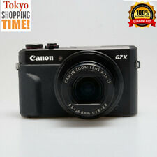 Canon PowerShot G7 X Mark II Compact Digital Camera Body EXCELLENT from Japan