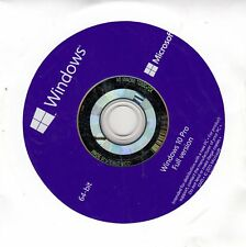 Microsoft Windows 10 Pro PROFESSIONAL 64 Bit FULL VERSION