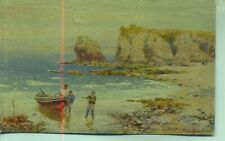 Corbyn's Head TORQUAY Devon HB Wimbush unused 1908 Tuck Oilette postcard
